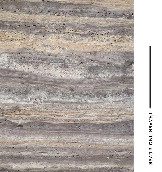Travertino silver distribuidora de marmoles for Significado de marmol